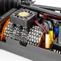 KIT COMPLET MANUCURE N°2S PROFESSIONNELLE HND Lampe UV,Gel,Coton,Pince,Cleaner,Primer