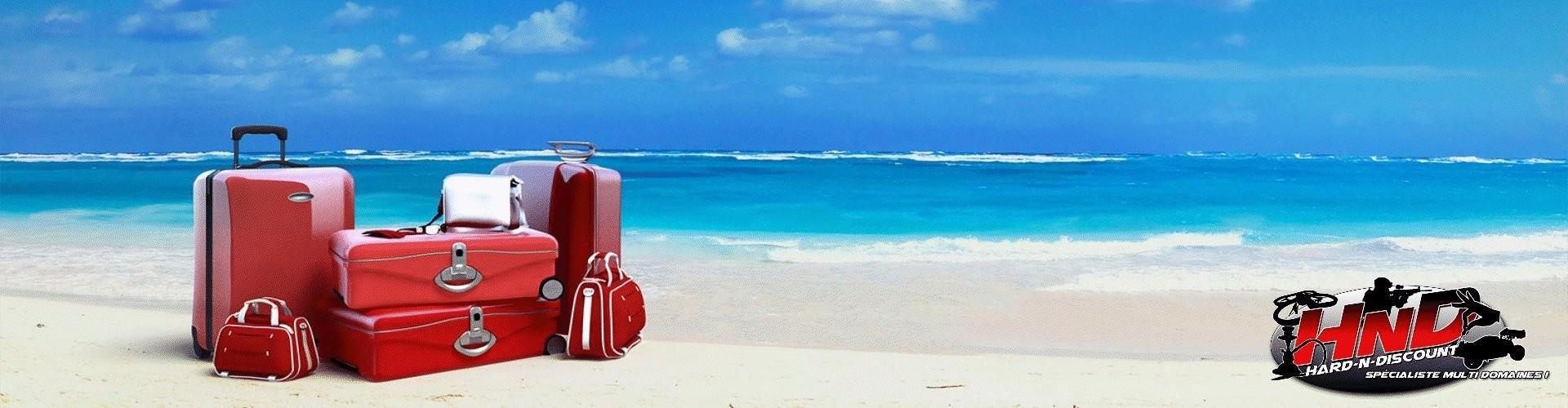 Bagages et sets de valises de voyage pour vos départs en vacance